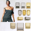 10019 - BS- Базовый каталог, периодически пополняемый. Содержит все виды металлофурнитуры - пряжки, рамки, пятистенки, полукольца, застёжки, наконечники, стопора, подвесы, кнопки, пуговицы, карабины, декоративные элементы и прочее. Даёт широкую возможность по комплектации любых видов одежды всеми видами фурнитуры объединённых дизайном, цветом, материалом.