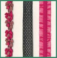 - ТЕСЬМА и прочее.- Всевозможная текстильная фурнитура:  бейки, канты, ленты, тесьма, кружева, шнуры и пр.