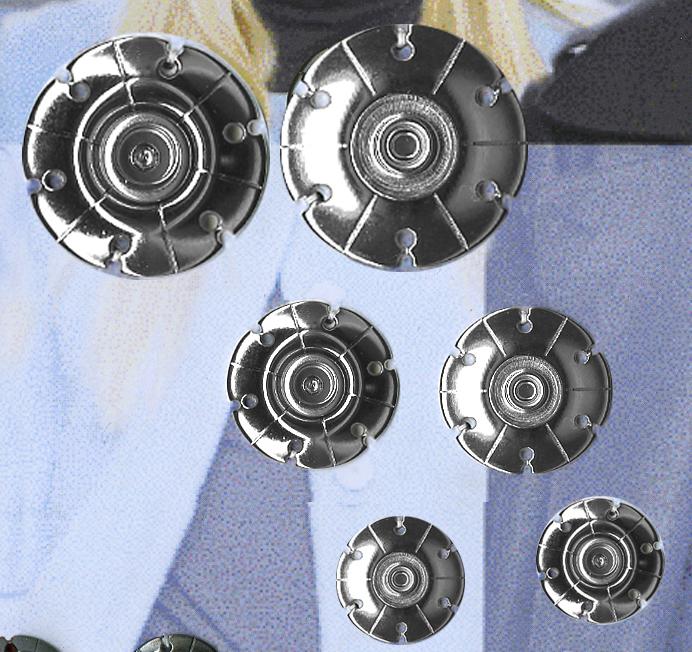 Кнопки пришивные.-