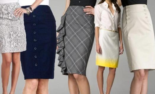 модные юбки | Какие юбки в моде | Так же, как и в